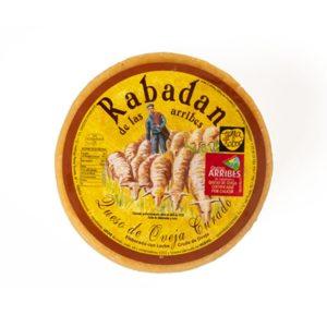 Queso Arribes Salamanca - Rabadan